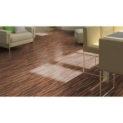 Random Block Plum 12 mm Thick x 7-7/16 in. Wide x 50-1/2 in. Length Laminate Flooring (18.17 sq. ft. / case)