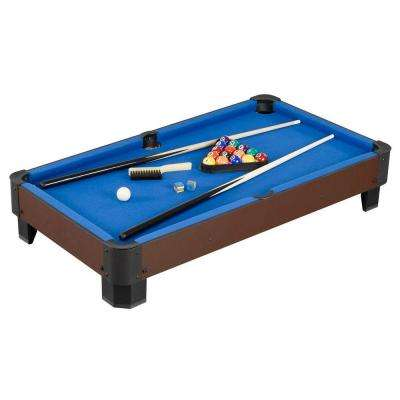 Sharp Shooter 40 in. Table Top Pool Table