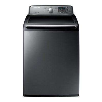 4.5 cu. ft. High Efficiency Top Load Washer in Platinum, ENERGY STAR