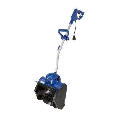 Plus 12 in. 10 Amp Electric Snow Blower Shovel with LED Light