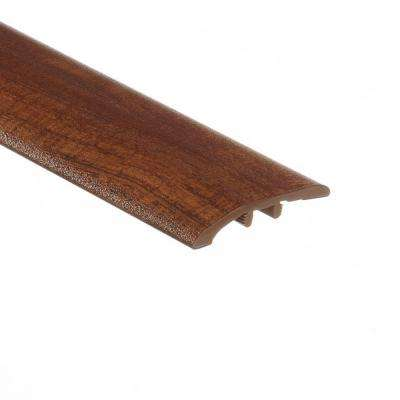 Vintage Oak Cinnamon 5/16 in. Thick x 1-3/4 in. Wide x 72 in. Length Vinyl Multi-Purpose Reducer Molding