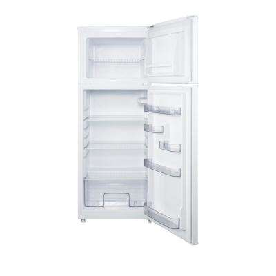 7.1 cu. ft. Top Freezer Refrigerator in White, Counter Depth