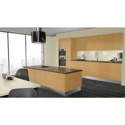2 in. x 3 in. Laminate Countertop Sample in Deepstar Bronze with HD Mirage Finish