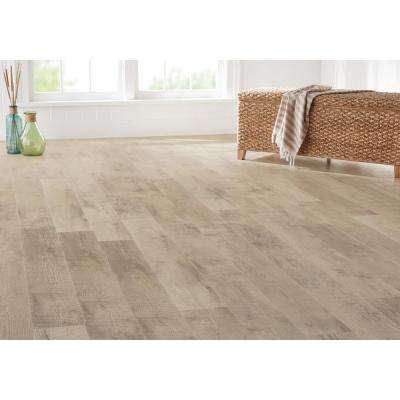 Alder Springs Oak 12 mm Thick x 6-1/3 in. Wide x 50-5/8 in. Length Laminate Flooring (17.72 sq. ft. / case)