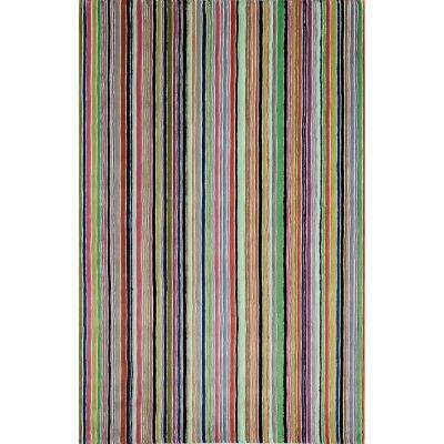 Contempo Multicolor 7 ft. 6 in. x 9 ft. 6 in. Area Rug