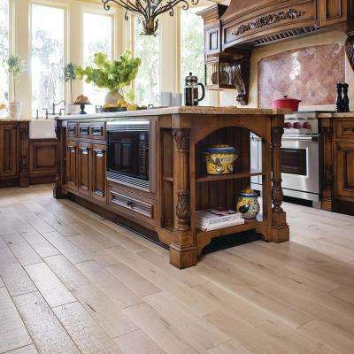 French Oak Miramar 3/4 in. Thick x 5 in. Wide x Varying Length Solid Hardwood Flooring (904.16 sq. ft. /pallet)