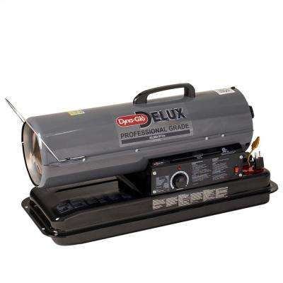 80K BTU Multi-Fuel Portable Heater