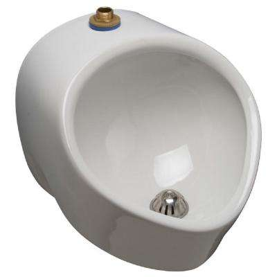 Nano Pint 0.125 GPF Ultra Low Consumption Urinal in White