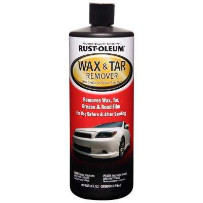 1-qt. Wax and Tar Remover (Case of 4)