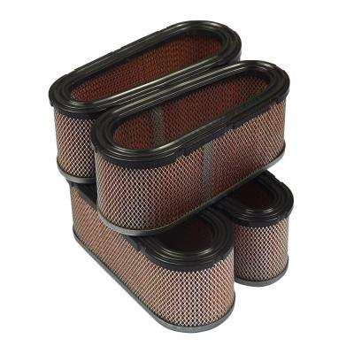 7.25 in. x 3 in. x 3 in. Air Filter for Model# 496894S (4-Piece)