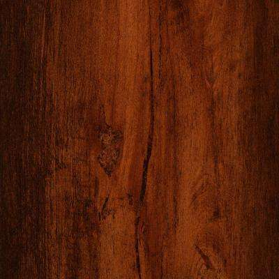 Distressed Maple Sevilla 8 mm Thick x 5-5/8 in. Wide x 47-7/8 in. Length Laminate Flooring (18.7 sq.ft./case)