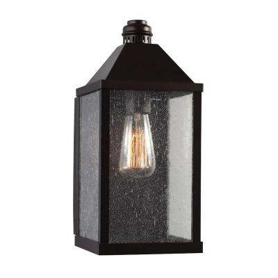 Lumiere 1-Light Oil-Rubbed Bronze Outdoor Sconce