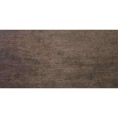 Metropolis Taupe 12 in. x 24 in. Glazed Porcelain Floor and Wall Tile (14 sq. ft. / case)