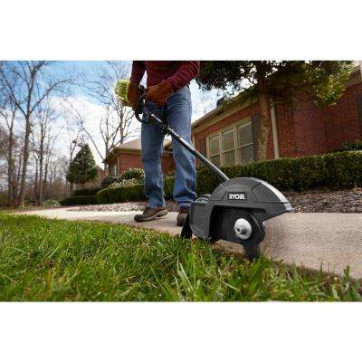 Expand-It 8 in. Universal Straight Shaft Edger Attachment