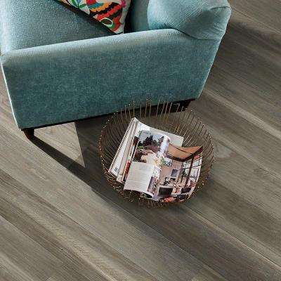 Grand Slam 6 in. x 48 in. Mantle Resilient Vinyl Plank Flooring (41.72 sq. ft. / case)