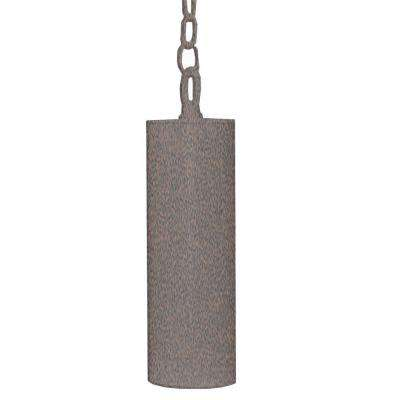 Centennial Weathered Brown Outdoor Pendant