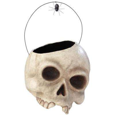 13.5 in. Skull Candy Bowl