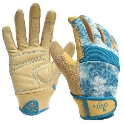 Women's Fabric Gardener Gloves