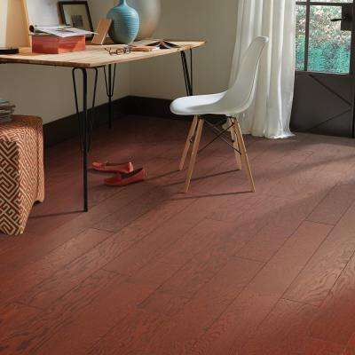 Bradford Oak Legacy Oak 3/8 in. Thick x 5 in. Wide x Random Length Engineered Hardwood Flooring (23.66 sq. ft./case)