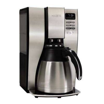 10-Cup Thermal Coffeemaker in Black