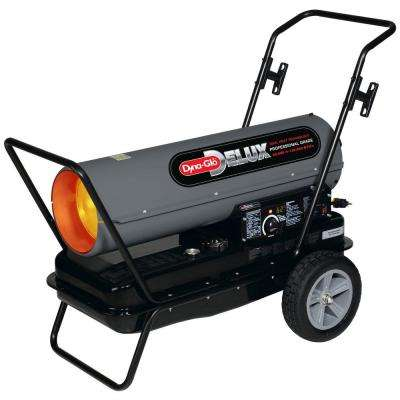 Delux 95K or 135K BTU Kerosene Forced Air Heater