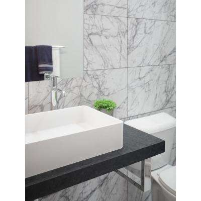 4 ft. x 8 ft. Laminate Sheet in Black Shalestone with Matte Finish