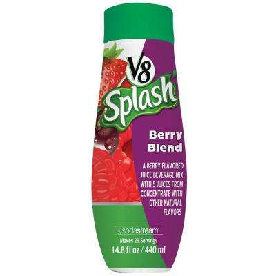 440 ml V8 Sparkling Berry Blend Drink Mix (Case of 4)