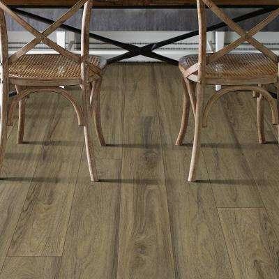 Primavera 7 in. x 48 in. Bayou Resilient Vinyl Plank Flooring (18.91 sq. ft. / case)