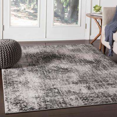 Everest Charcoal 2 ft. 7 in. x 7 ft. 3 in. Oriental Runner Rug