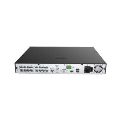 Ultra HD Audio Capable 16-Channel 3TB 4K NVR Surveillance System with Eight 4 Megapixel Cameras