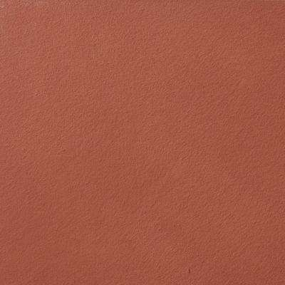 13 in. x 19 in. #SU125 Red Gulch Suede Specialty Paint Chip Sample