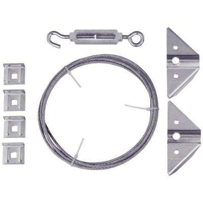 1/8 in. Anti-Sag Gate Kit
