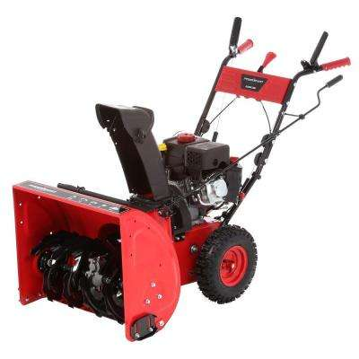 24 in. 208cc 2-Stage Gas Snow Blower