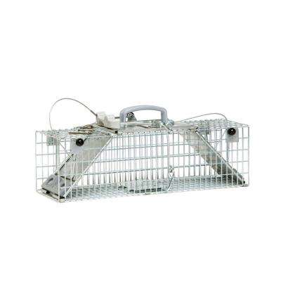 Small 2-Door Easy Set Live Animal Cage Trap