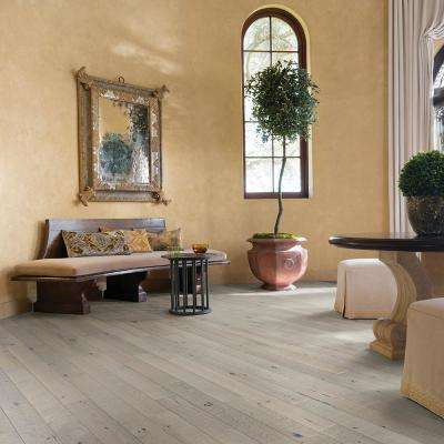 French Oak Pebble Beach 3/4 in. Thick x 5 in. Wide x Varying Length Solid Hardwood Flooring (22.60 sq. ft./case)