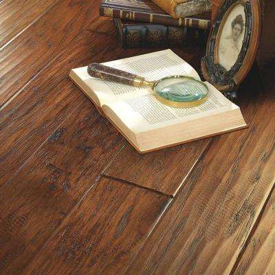 Troubadour Hickory Serenade 1/2 in. T x 5 in. Wide x Random Length Engineered Hardwood Flooring (26.01 sq. ft. / case)