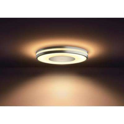 Hue White Ambiance Being Dimmable LED Smart Ceiling Light (Google Assistant, Amazon Alexa, Apple HomeKit Compatible)