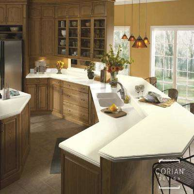 Image result for kitchen showing corian