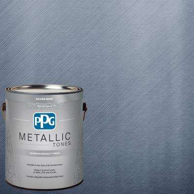 1 gal. MTL110 Misty Frost Metallic Interior Specialty Finish Paint