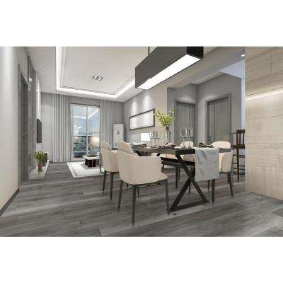 Aubrey Stormy Sea 9 in. x 60 in. Rigid Core Luxury Vinyl Plank Flooring (22.44 sq. ft./case)