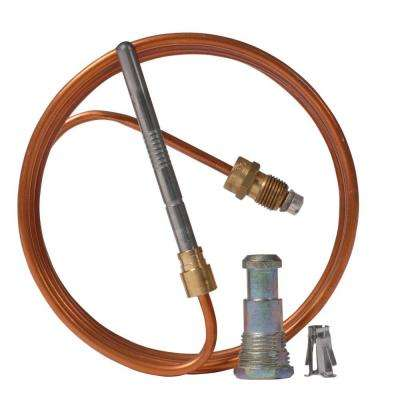 18 in. Copper Universal Thermocouple