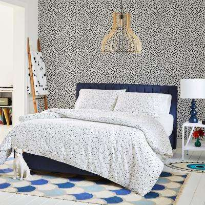Scout Vinyl Peelable Wallpaper (Covers 28 sq. ft.)