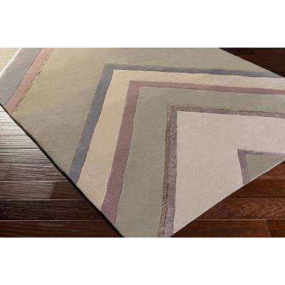 Dargaville Charcoal 3 ft. x 8 ft. Indoor Runner Rug