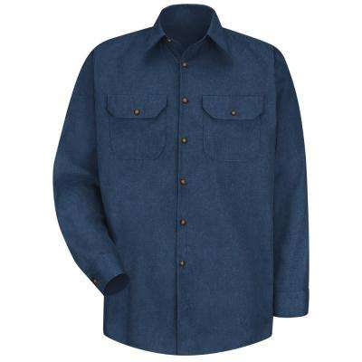 Men's Poplin Uniform Shirt