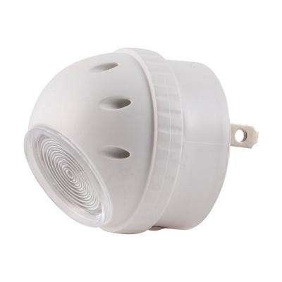 Light Sensing Incandescent Night Light with 360° Rotation