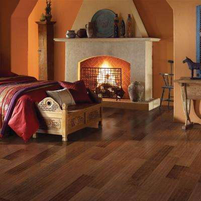 Maple Harvest Scrape 3/8 in. Thick x 5-1/4 in. Wide x Varying Length Click Hardwood Flooring (22.5 sq. ft.)