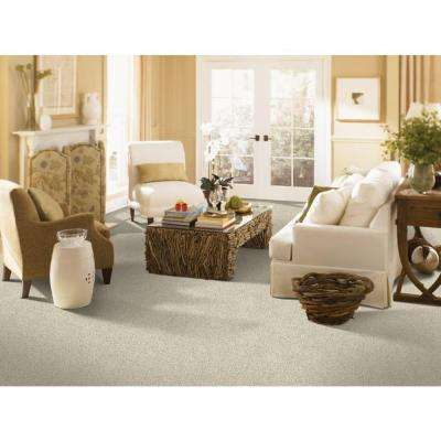 Stylish Form - Color Mysterious Twist 12 ft. Carpet