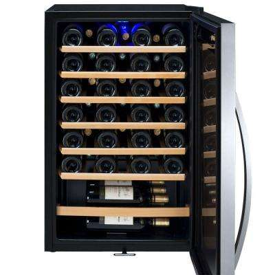 48-Bottle Wine Refrigerator