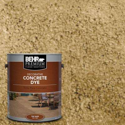 #CD-812 Desert Gold Concrete Dye
