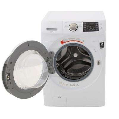 4.2 cu. ft. High-Efficiency Front Load Washer in White, ENERGY STAR